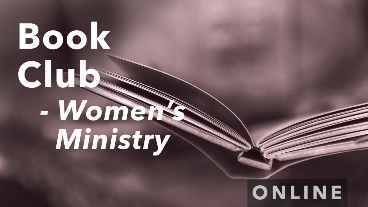 Women's Ministry Virtual Book Club