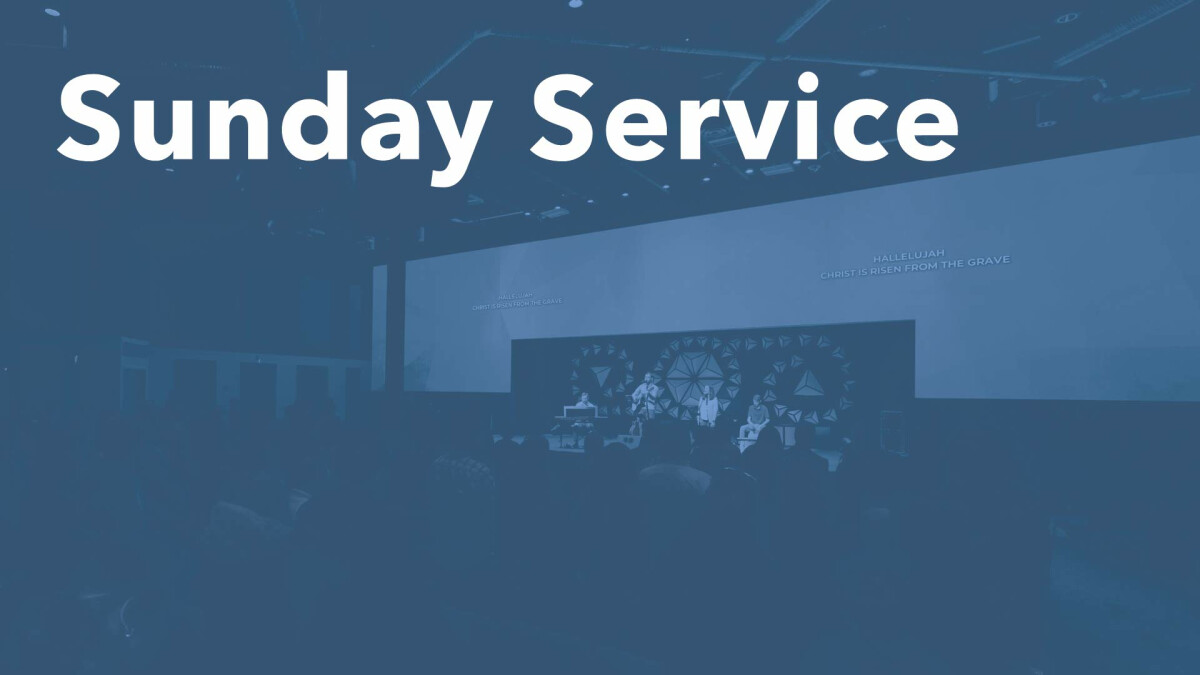 Sunday Service - 9 AM Point Campus